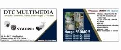 Pasang CCTV Padang