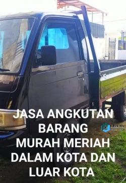 Jasa angkutan barang / pindah Padang dan Sekitarnya