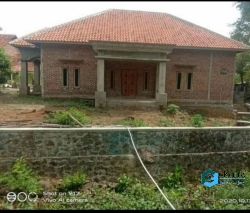 Jual Rumah, Tinggal Finishing