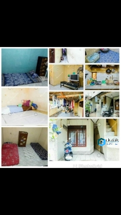 Kost an Jakbar/Jakpus 550/bulan tinggal 2 kamar